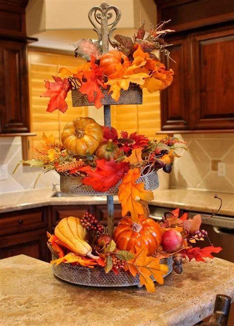 Stylish Diy Thanksgiving Decorations Ideas 43