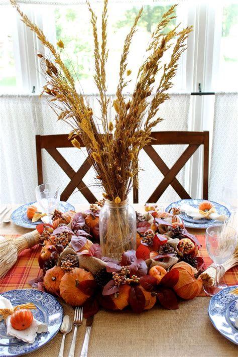 Stylish Diy Thanksgiving Decorations Ideas 45