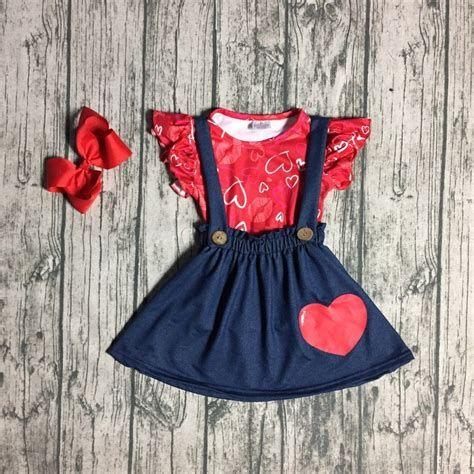 Stylish Girls Valentines Day Dress Ideas 29