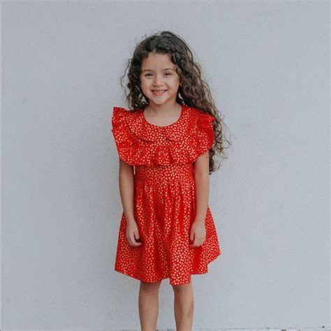 Stylish Girls Valentines Day Dress Ideas 30
