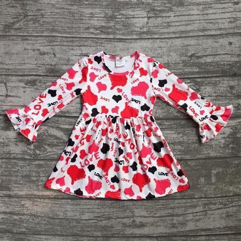 Stylish Girls Valentines Day Dress Ideas 35