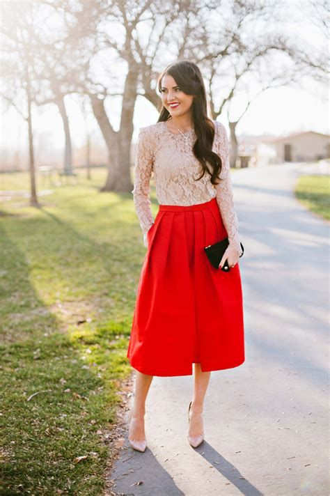 Stylish Valentines Day Outfits Ideas For Women 02