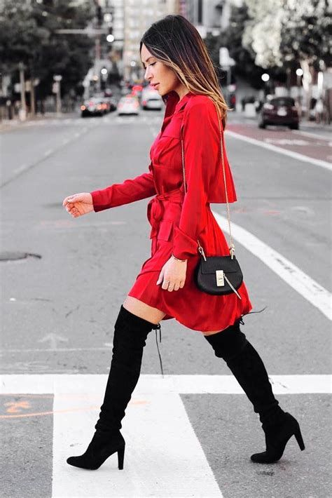 Stylish Valentines Day Outfits Ideas For Women 19