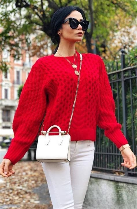 Stylish Valentines Day Outfits Ideas For Women 26