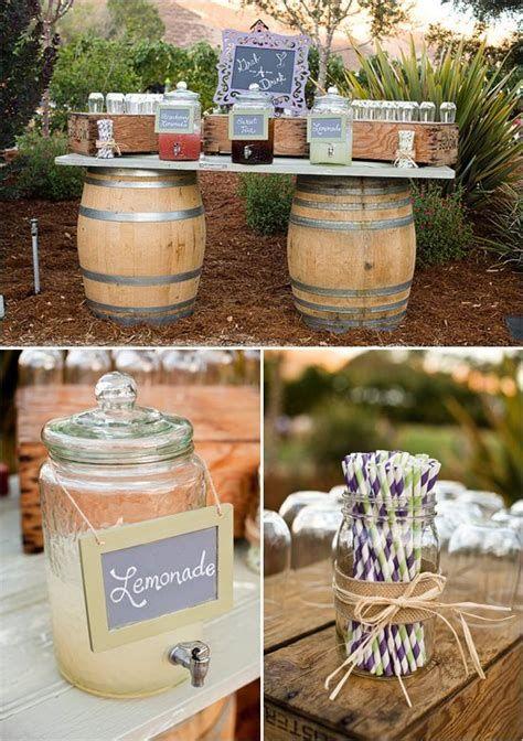 Totally Comfy Country Wedding Decoration Ideas Diy 06