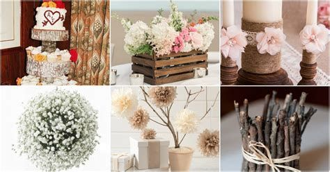 Totally Comfy Country Wedding Decoration Ideas Diy 20