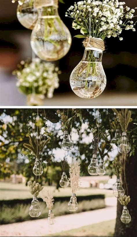 Totally Comfy Country Wedding Decoration Ideas Diy 26