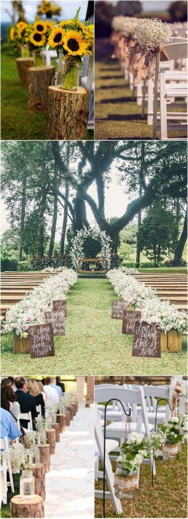 Totally Comfy Country Wedding Decoration Ideas Diy 31
