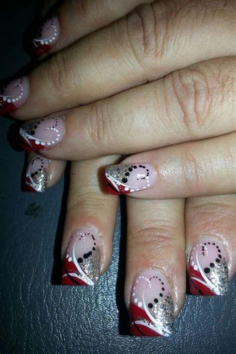 Totally Comfy Valentines Nail Designs Short Nails 27