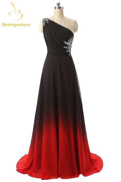 Totally Cute Red And Black Dress 21