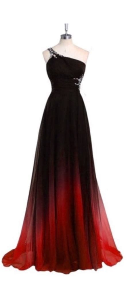 Totally Cute Red And Black Dress 28