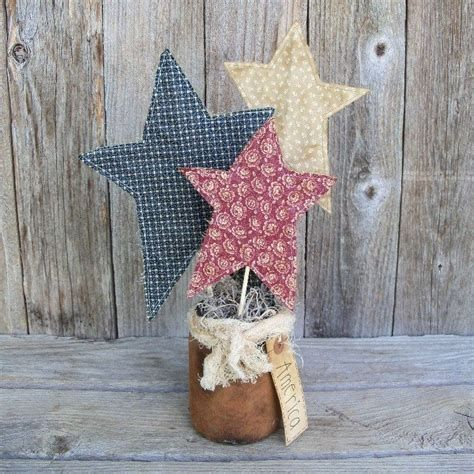 Totally Cute Rustic 4th Of July Decorations 04