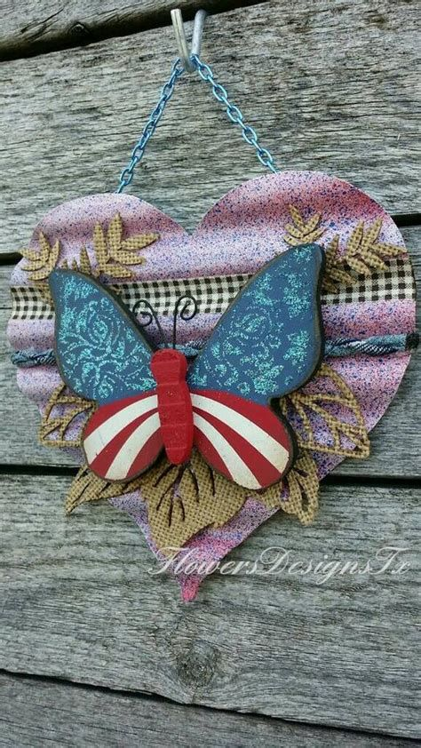 Totally Cute Rustic 4th Of July Decorations 05