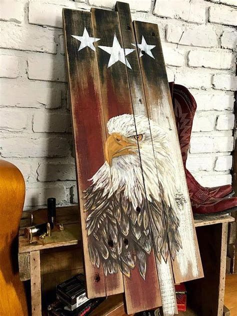 Totally Cute Rustic 4th Of July Decorations 06