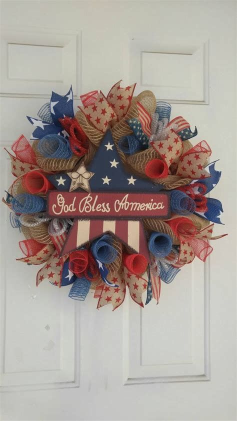 Totally Cute Rustic 4th Of July Decorations 07