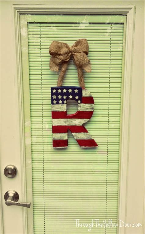 Totally Cute Rustic 4th Of July Decorations 09