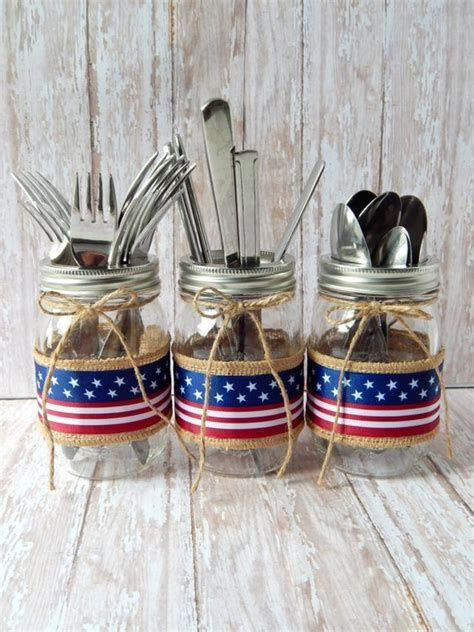 Totally Cute Rustic 4th Of July Decorations 16