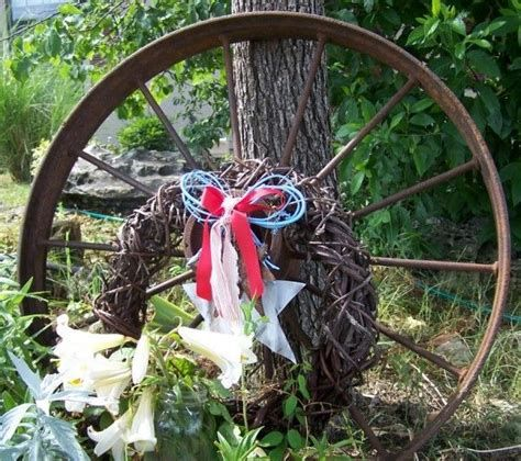 Totally Cute Rustic 4th Of July Decorations 17