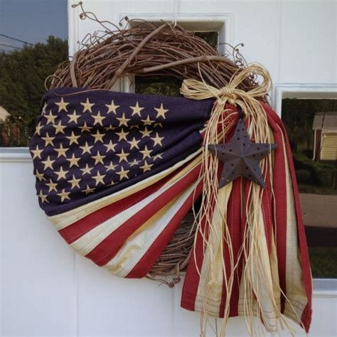 Totally Cute Rustic 4th Of July Decorations 22