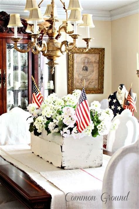 Totally Cute Rustic 4th Of July Decorations 29