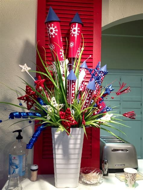 Totally Cute Rustic 4th Of July Decorations 30