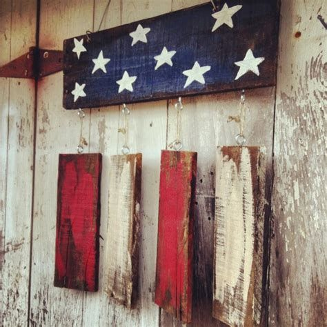 Totally Cute Rustic 4th Of July Decorations 31