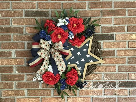 Totally Cute Rustic 4th Of July Decorations 32