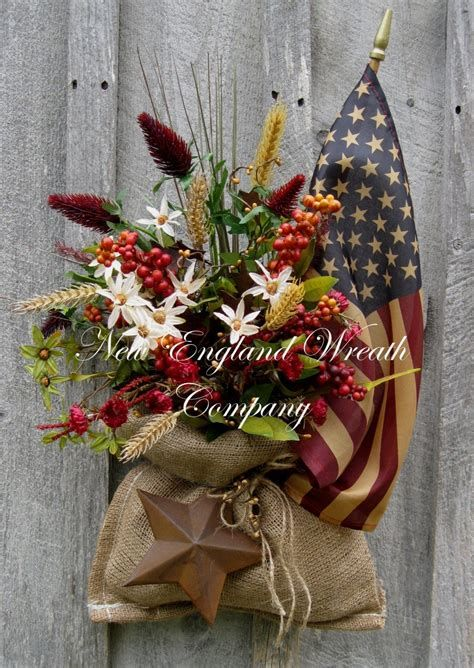 Totally Cute Rustic 4th Of July Decorations 34