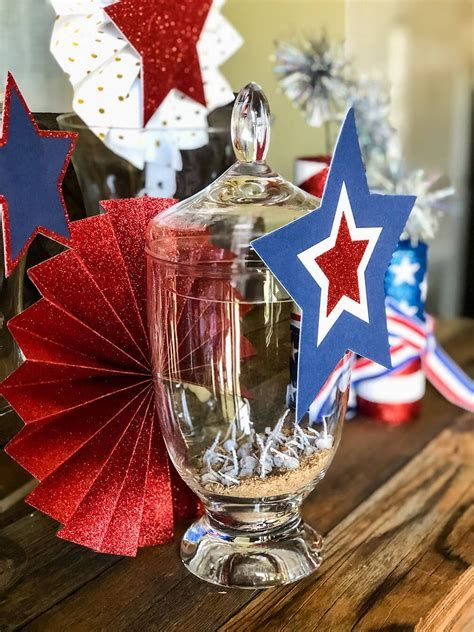 Totally Cute Rustic 4th Of July Decorations 37