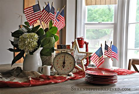 Totally Cute Rustic 4th Of July Decorations 39