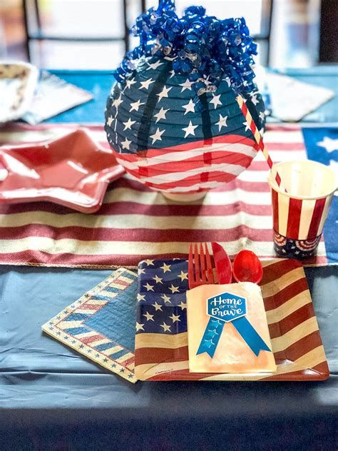 Totally Cute Rustic 4th Of July Decorations 40