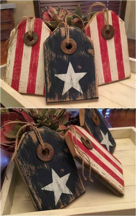 Totally Cute Rustic 4th Of July Decorations 41