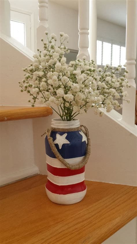 Totally Cute Rustic 4th Of July Decorations 44