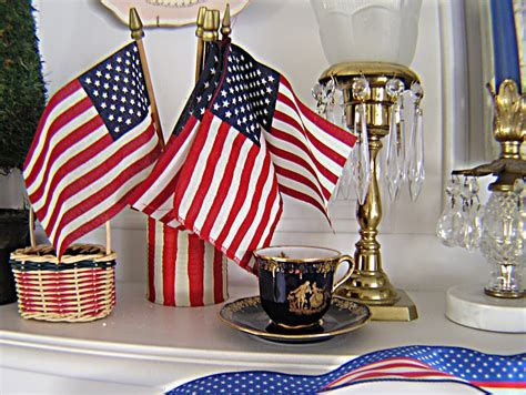 Totally Cute Vintage Fourth Of July Decorations 03