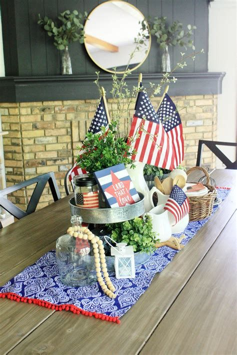 Totally Cute Vintage Fourth Of July Decorations 06