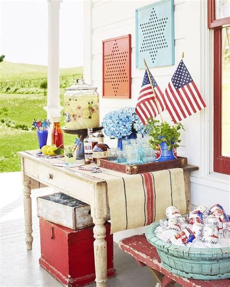 Totally Cute Vintage Fourth Of July Decorations 12