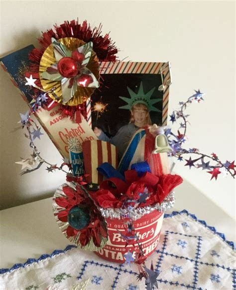 Totally Cute Vintage Fourth Of July Decorations 13