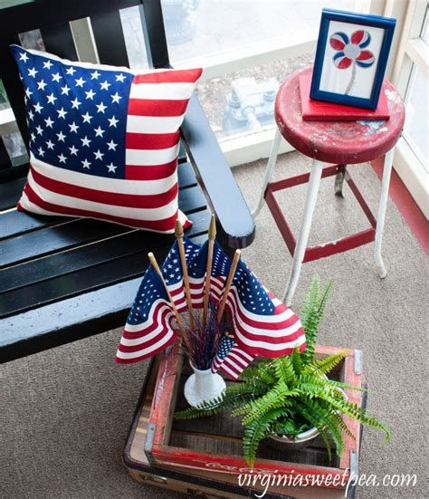 Totally Cute Vintage Fourth Of July Decorations 15