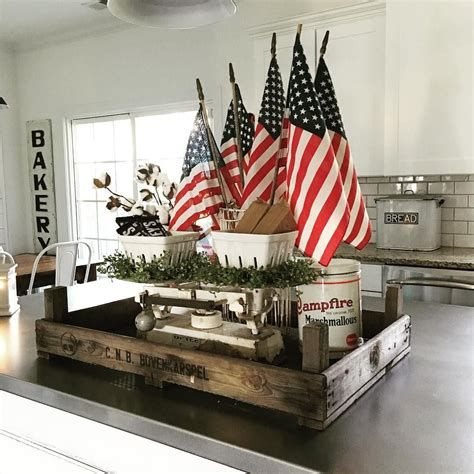 Totally Cute Vintage Fourth Of July Decorations 16
