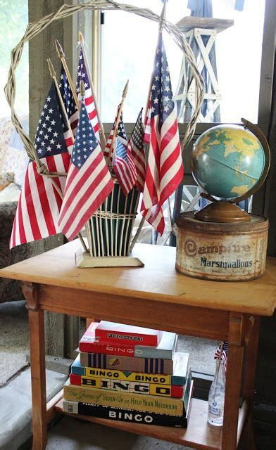 Totally Cute Vintage Fourth Of July Decorations 17
