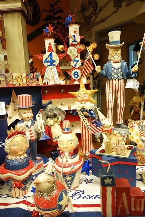 Totally Cute Vintage Fourth Of July Decorations 21