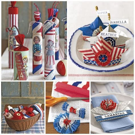 Totally Cute Vintage Fourth Of July Decorations 22