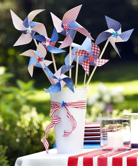 Totally Cute Vintage Fourth Of July Decorations 24