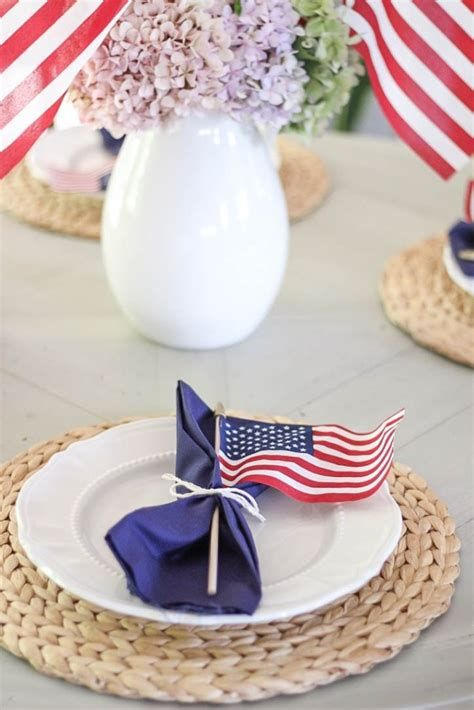 Totally Cute Vintage Fourth Of July Decorations 26