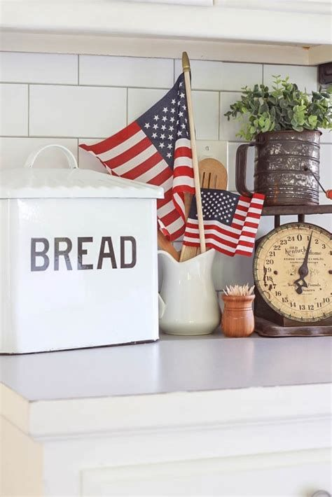 Totally Cute Vintage Fourth Of July Decorations 27