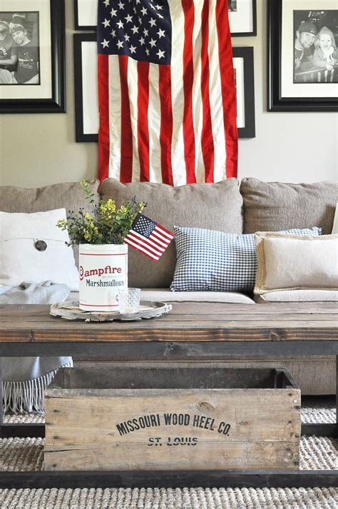 Totally Cute Vintage Fourth Of July Decorations 28