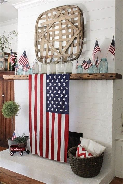 Totally Cute Vintage Fourth Of July Decorations 29