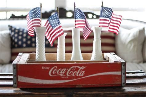 Totally Cute Vintage Fourth Of July Decorations 30