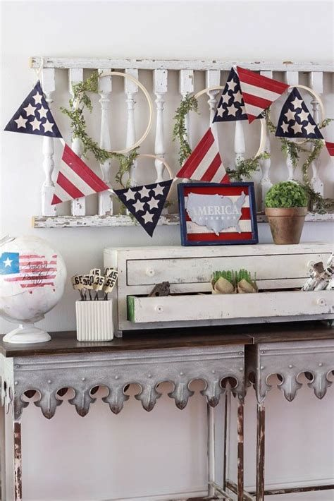 Totally Cute Vintage Fourth Of July Decorations 31