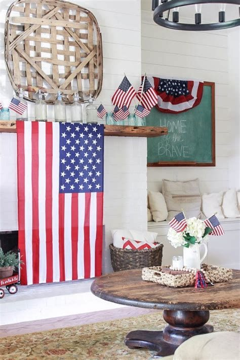 Totally Cute Vintage Fourth Of July Decorations 32